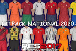 National Teams 2020/2021 Kitpack V2 AIO - PES 2017