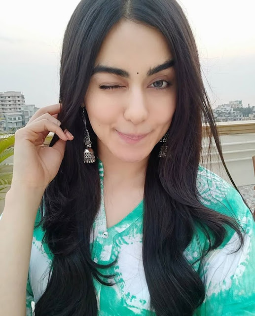 Adad Sharma Gorgeous Photos