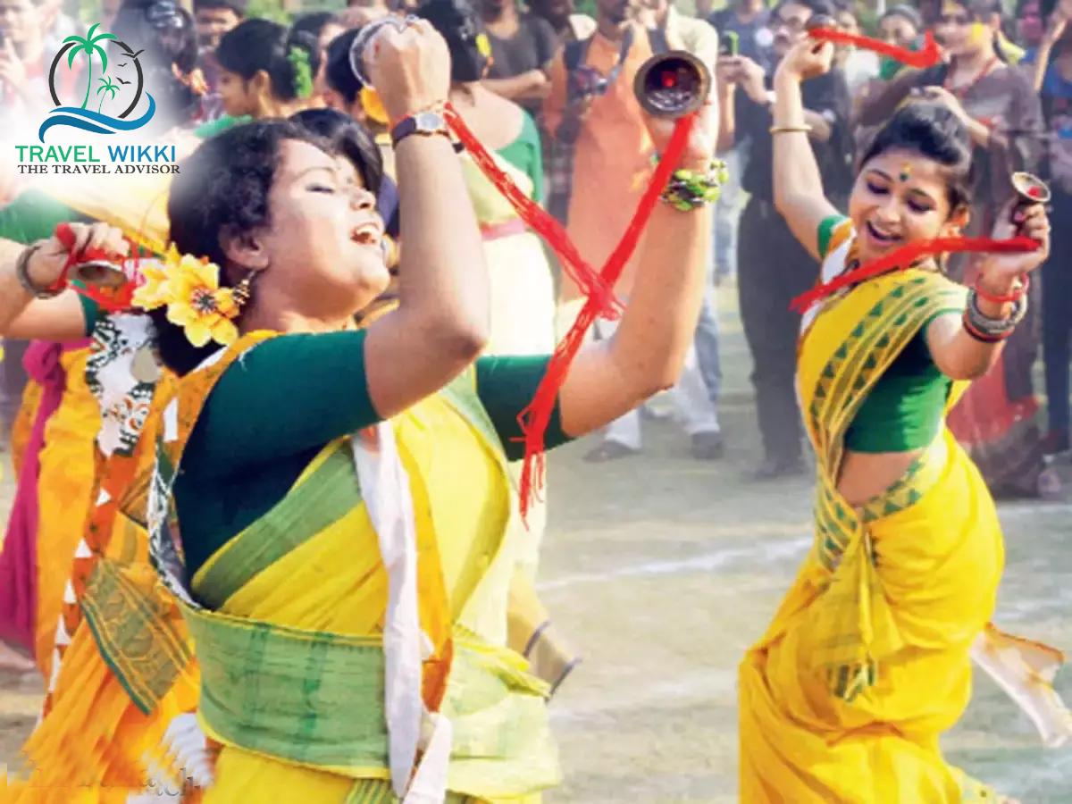 Purulia, West Bengal holi