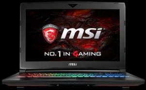 Direct link: MSI GT62VR Bluetooth + WLAN Drivers