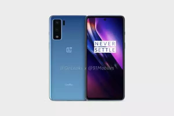 OnePlus-Z(OnePlus-Nord)-Leaked-Images