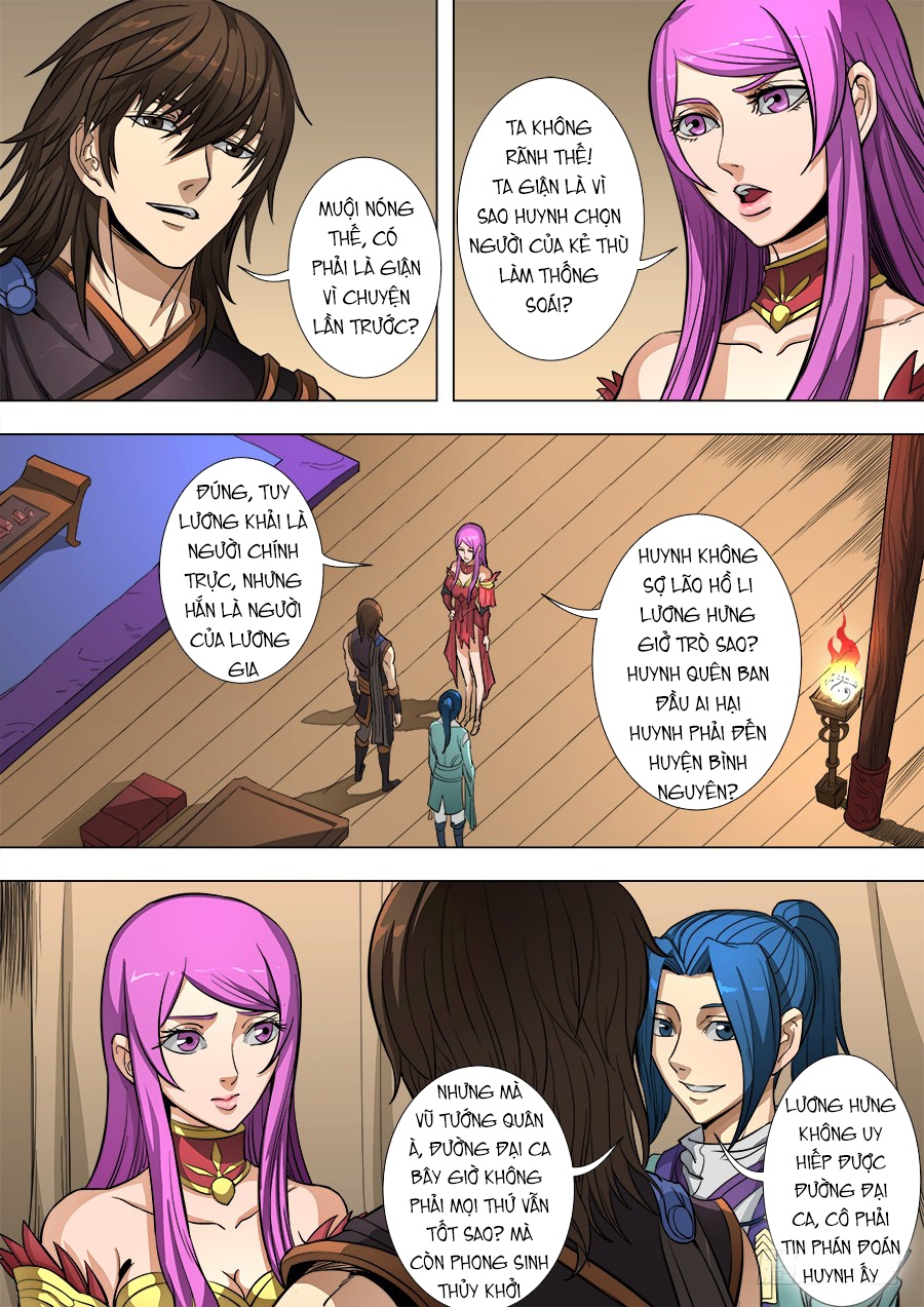Đường Dần Tại Dị Giới Chap 187 - Trang 7