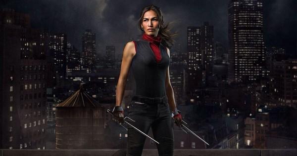 Daredevil Season 2 Official Trailer Pt 2 : Elektra