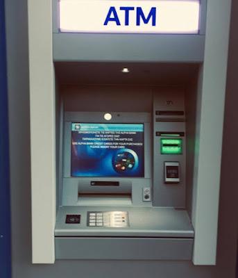 Εκτός λειτουργίας το ΑΤΜ της ALPHA BANK στη Στυλίδα