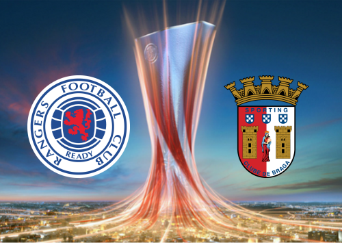 Rangers vs Sporting Braga -Highlights 20 February 2020