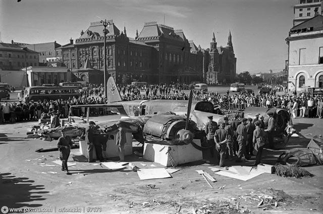 Luftwaffe Junkers Ju 88 bomber worldwartwo.filminspector.com