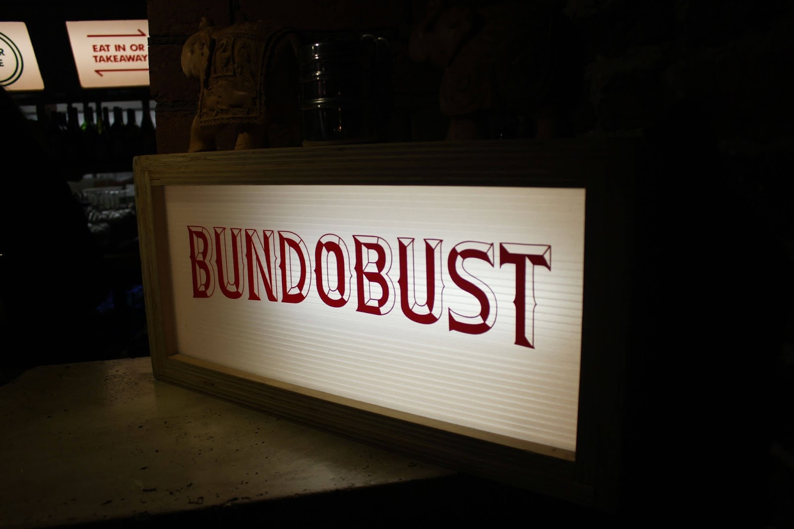 Bundobust Indian Streetfood Leeds