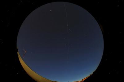 Pas de la ISS sobre Manresa - 03/06/2019 22:29