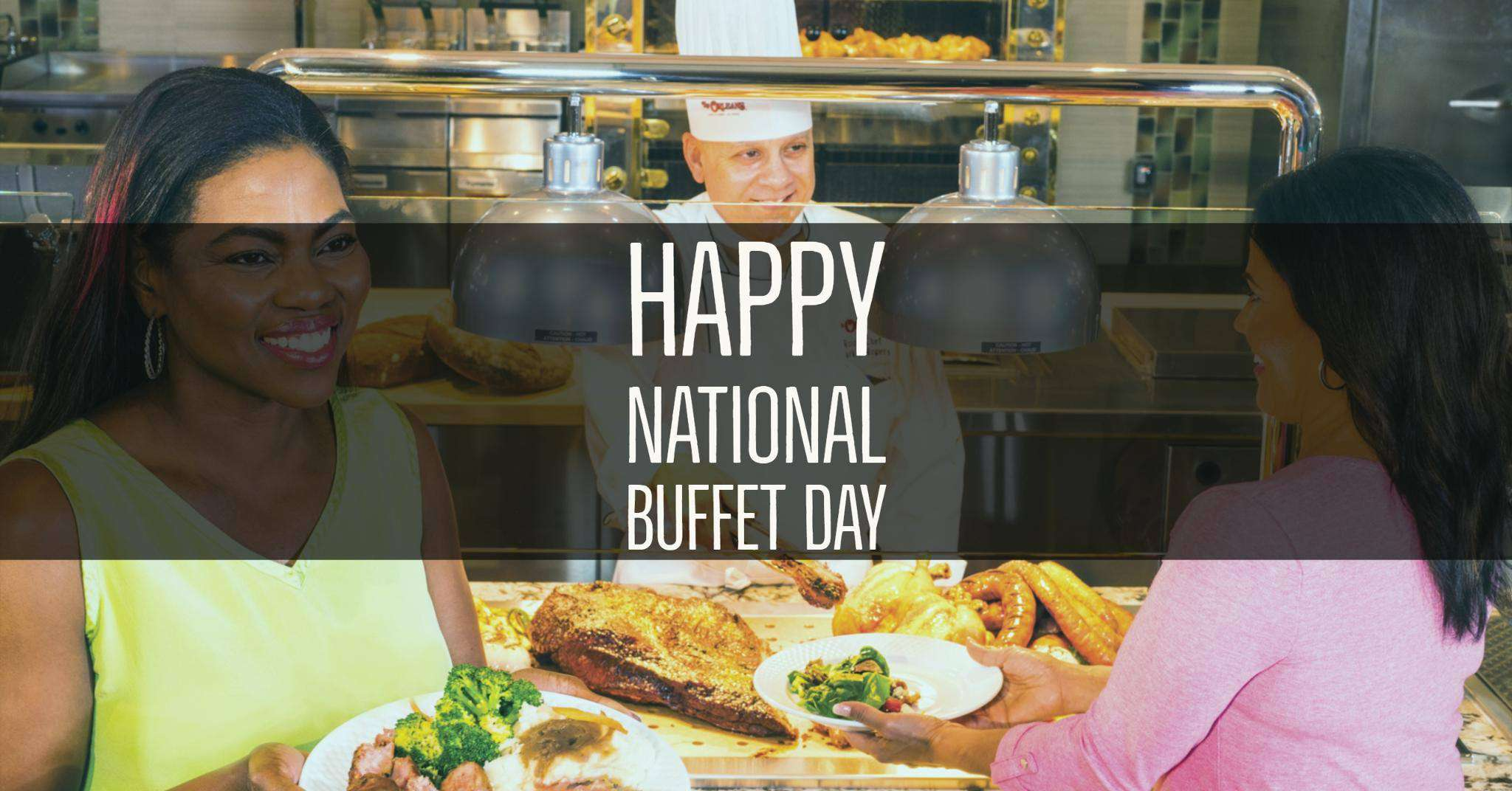 National Buffet Day Wishes For Facebook