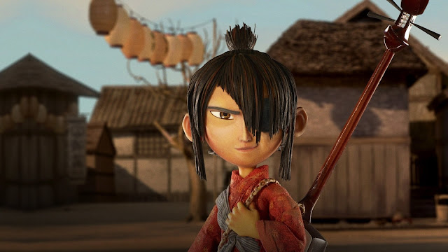 Animasi Movie Terbaru : Foto Kubo and the Two Strings dan Videonya