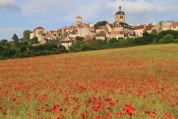 Vézelay, Bourgogne-Franche-Comté