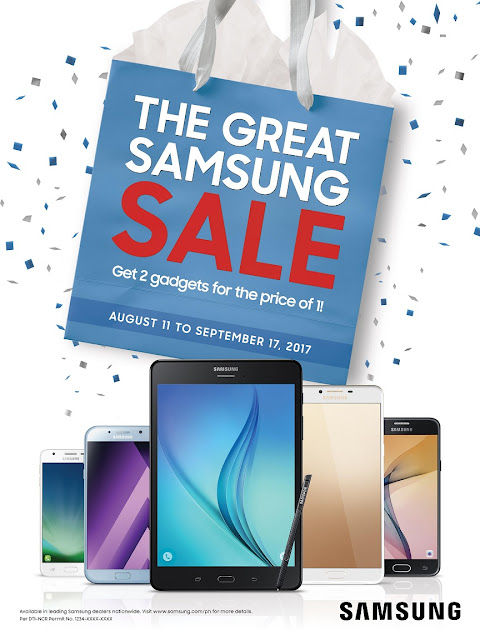 Great Samsung Sale 2017 Poster