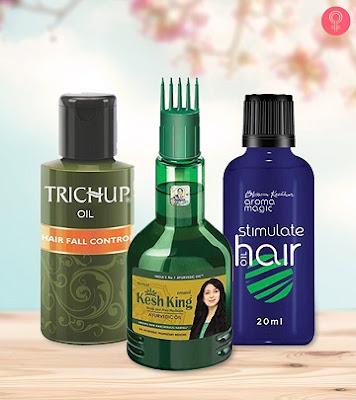 best oil for hair 2020