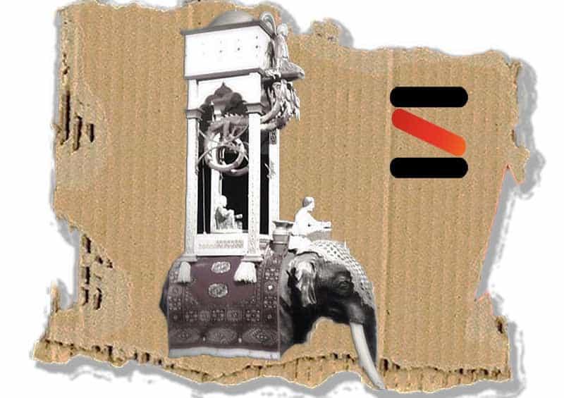 اختراع ساعة الفيل للعالم المسلم الجزري