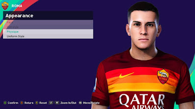 PES 2021 Faces Roger Ibañez by Rachmad ABs