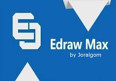 Edraw Max v9.0.0 Crea y Administra Gráficos, Mapas Mentales y Plantillas !!!