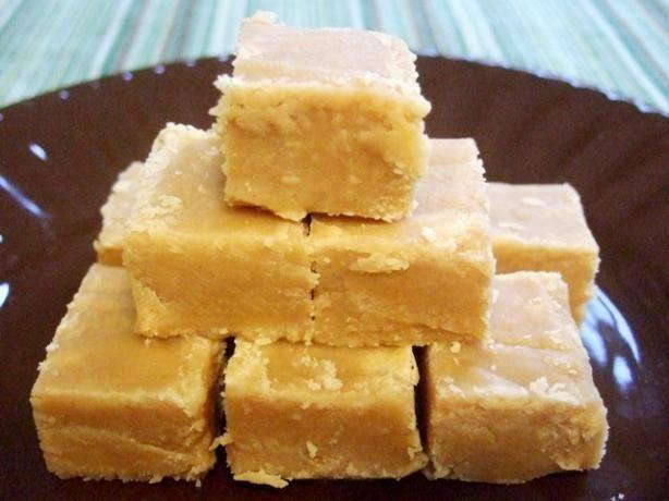 THE EASIEST PEANUT BUTTER FUDGE - How to Cook Guide