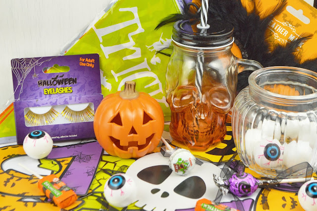 Halloween at Home Bargains, Lovelaughslipstick Blog
