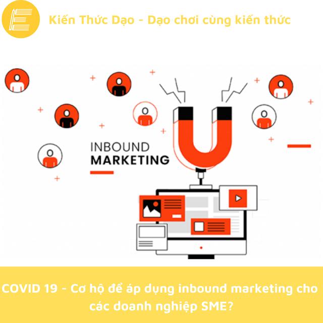 COVID 19 - Cơ hộ để áp dụng inbound marketing cho các doanh nghiệp SME