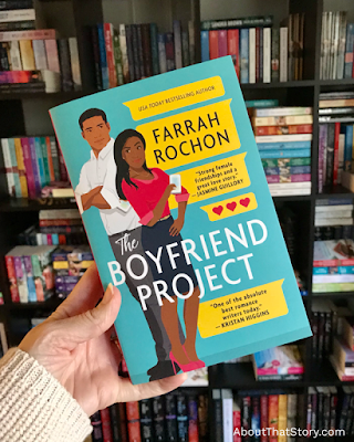 Book Review: The Boyfriend Project by Farrah Rochon | About That Story