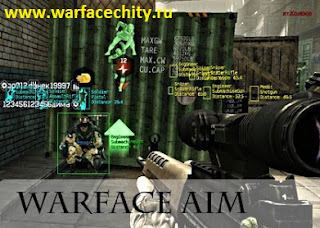 Бесплатный Чит Aim для Warface