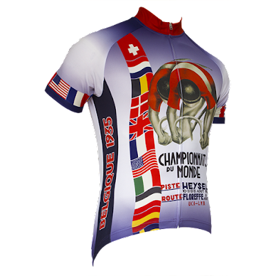 1935 World Championships Men's Short Sleeve Jersey