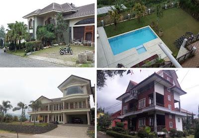 Villa Istana Bunga Pilihan Yang Tepat Menginap Di Lembang
