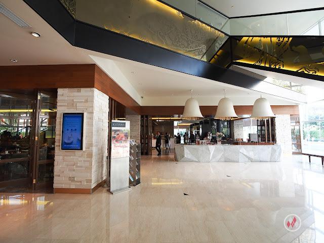 SANA SINI RESTAURANT 印尼雅加達鉑爾曼酒店 - Pullman Jakarta Indonesia Thamrin CBD