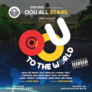 [Music] Oou All Stars - Oou To The World