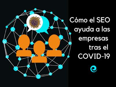 Cómo ayuda el SEO a las empresas tras COVID-19