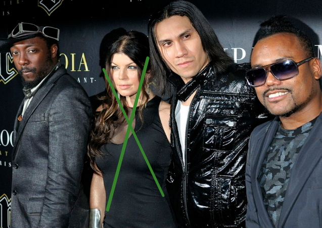 why fergie left black eyed peas