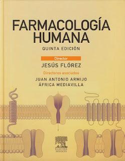 Farmacología Humana - Jesús Flórez - 5ª Edición