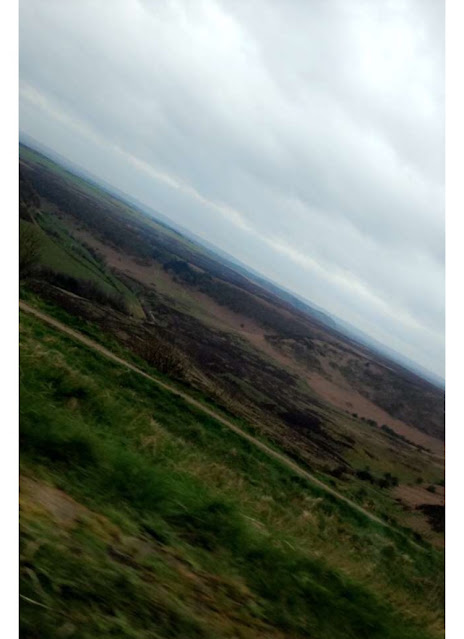 Favourite place in the North - Whitby moor views
