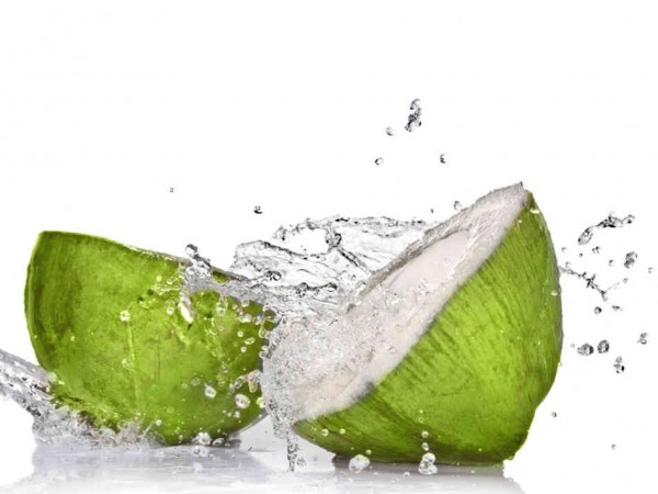Benefits of coconut water for skin and hair