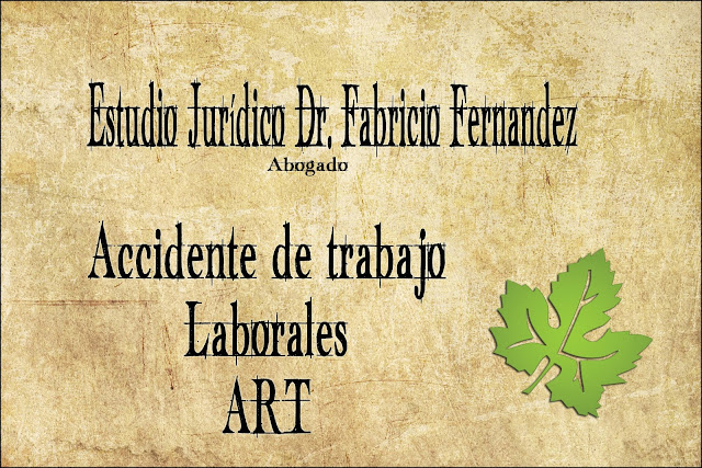 ART - Accidentes de Trabajos - Accidentes Laborales