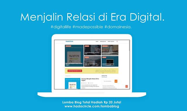 Menjalin Relasi di Era Digital