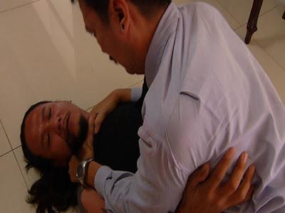 Hình Ảnh Diễn Viên Phim Bẫy Tình HTV9