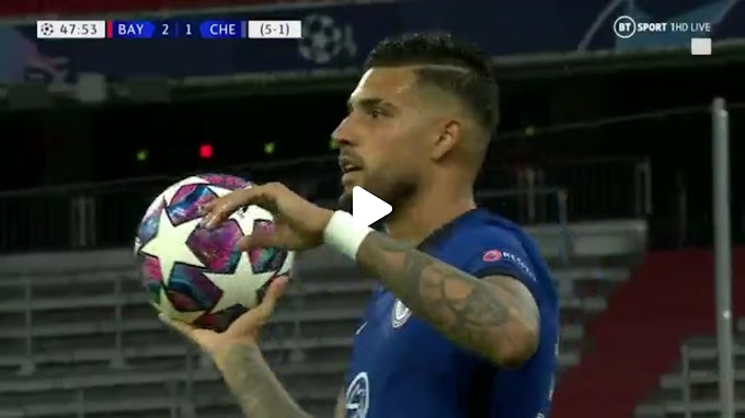 VIDEO: Bayern München 4:1 Chelsea FC / Champions Laegue
