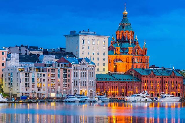 Xin Visa Đi Phần Lan