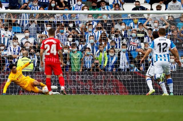 Crónica Real Sociedad 0 - Sevilla 0