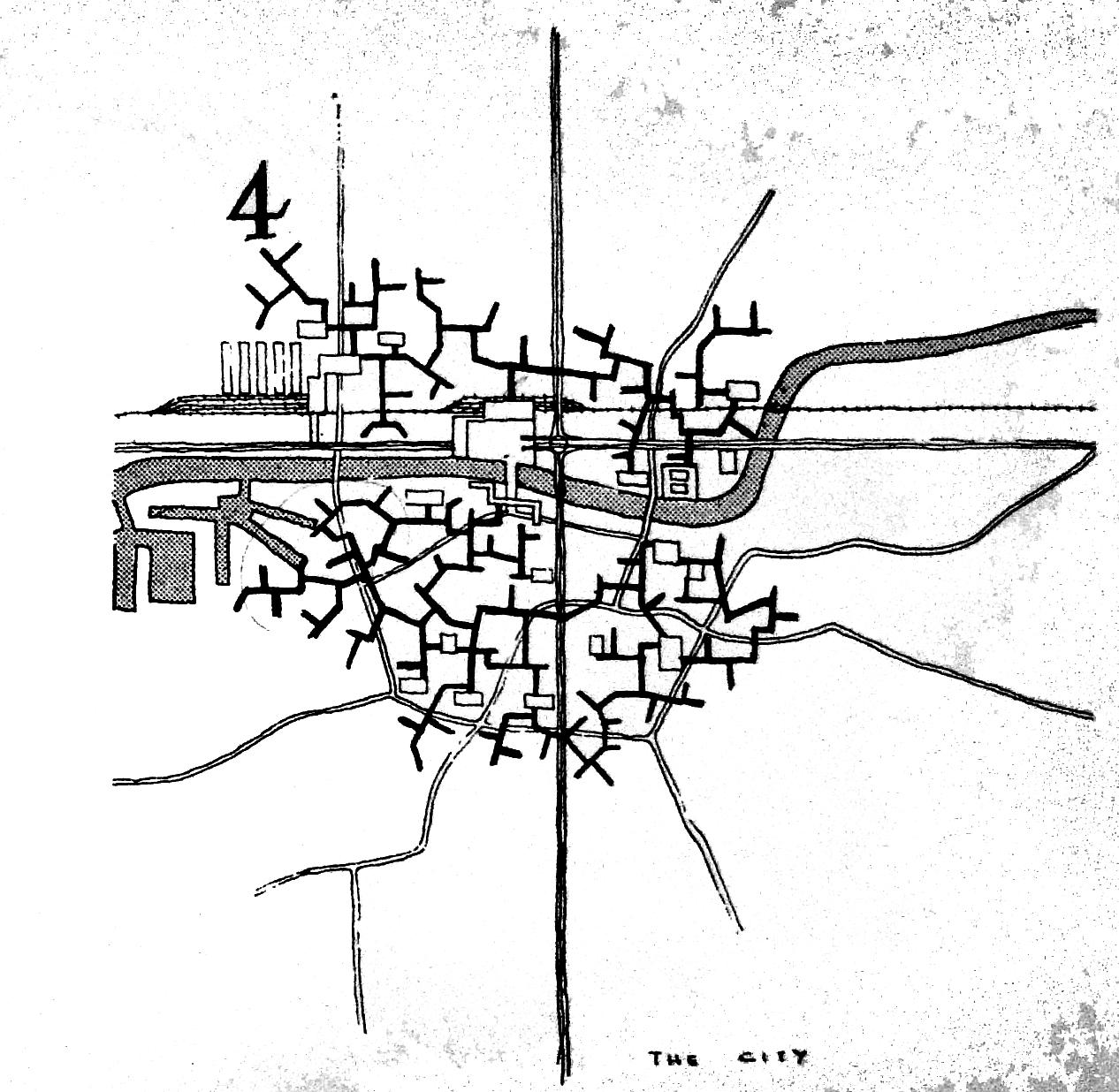 Golden lane housing 1952 londres alison y peter smithson for Team x architecture