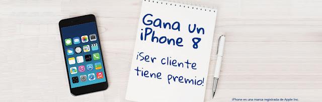FÉNIX DIRECTO vuelve a sortear un iPhone 8 entre sus clientes