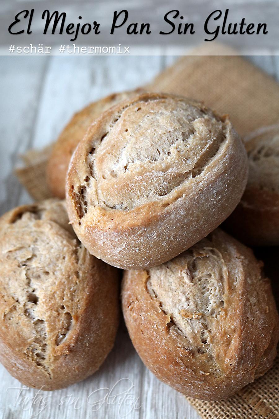 receta de pan sin gluten con levadura fresca