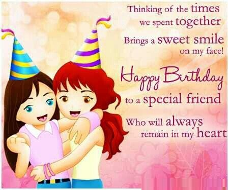 Happy Birthday Quotes For Best Friend ~ Happy birthday images pictures