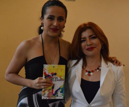 Doris Vanessa Cedillo y  Yasmin Díaz Sánchez.