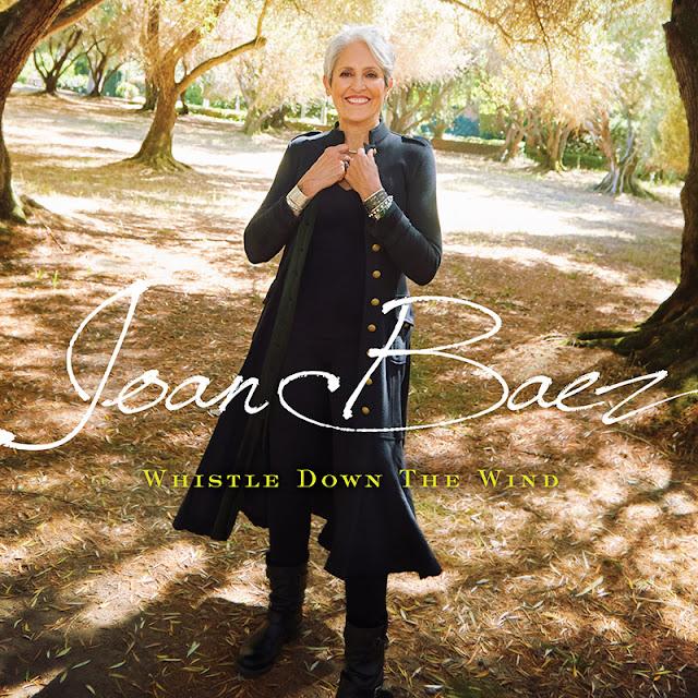 Hier is Joan Baez