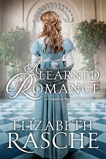 Book Cover - A Learned Romance by Elizabeth Rasche