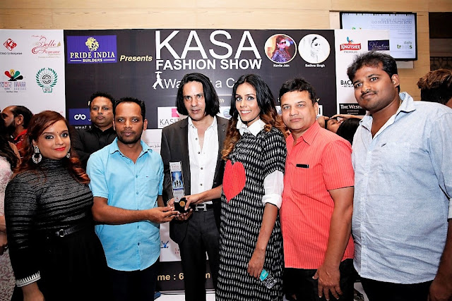 KASA - Walk for a Cause held at The Westin