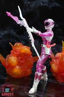 Lightning Collection Mighty Morphin 'Metallic' Pink Ranger 33