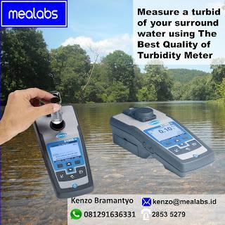 Turbidity meter kualitas bagus